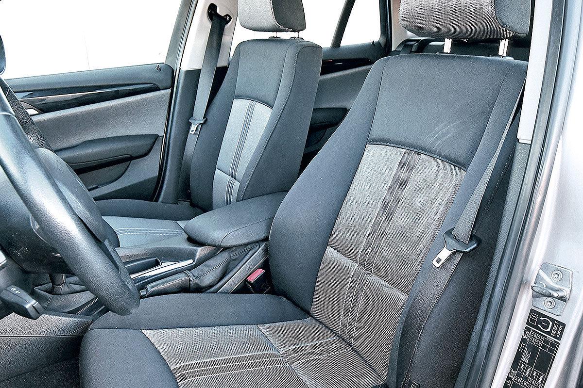 «Не стареет душой»: тест-драйв BMW X1 3