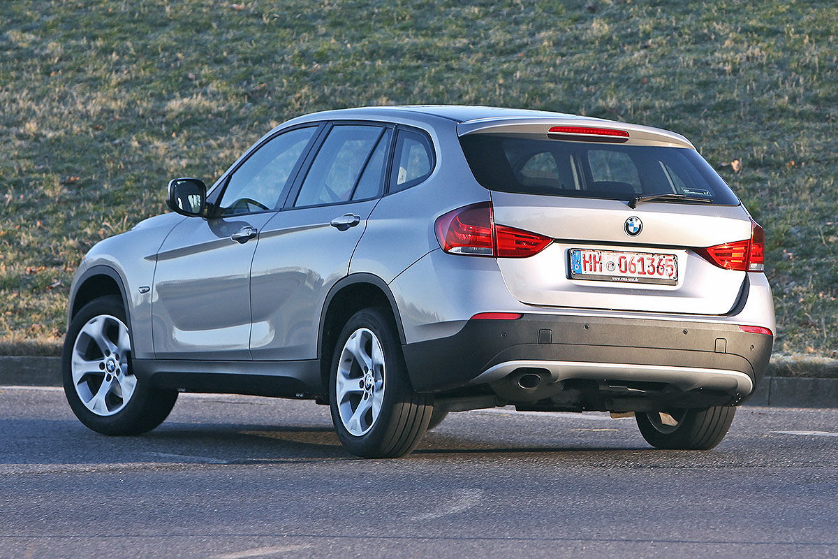 «Не стареет душой»: тест-драйв BMW X1 2