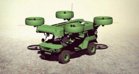 В Украине создали новейший бронеавтомобиль 1