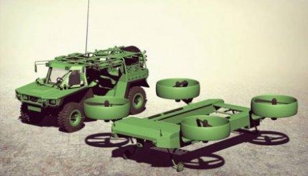 В Украине создали новейший бронеавтомобиль 2