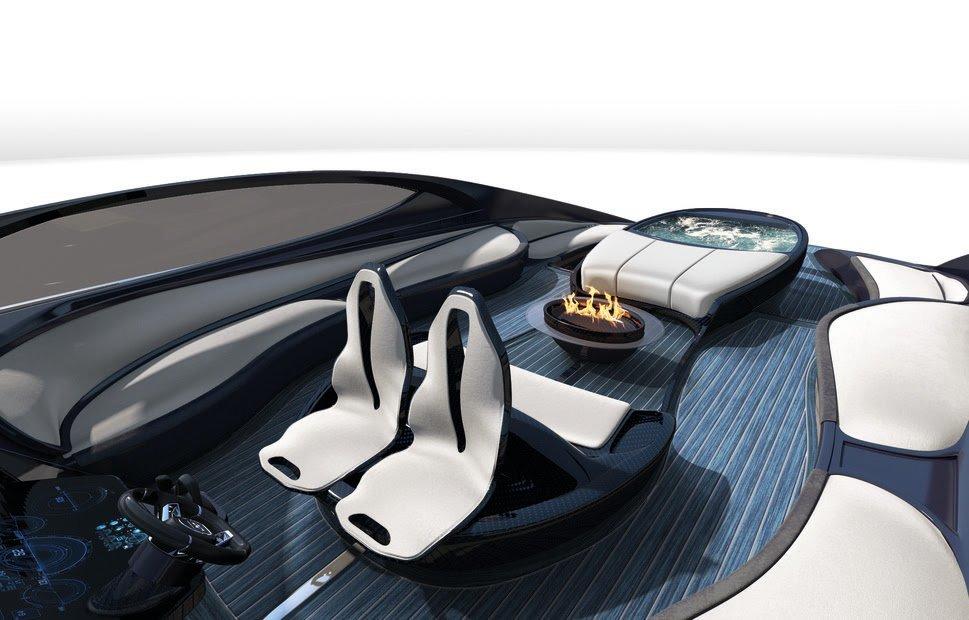 Bugatti спустили на воду 3