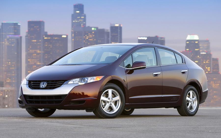 Honda выпустит на рынок очень странную модель 1