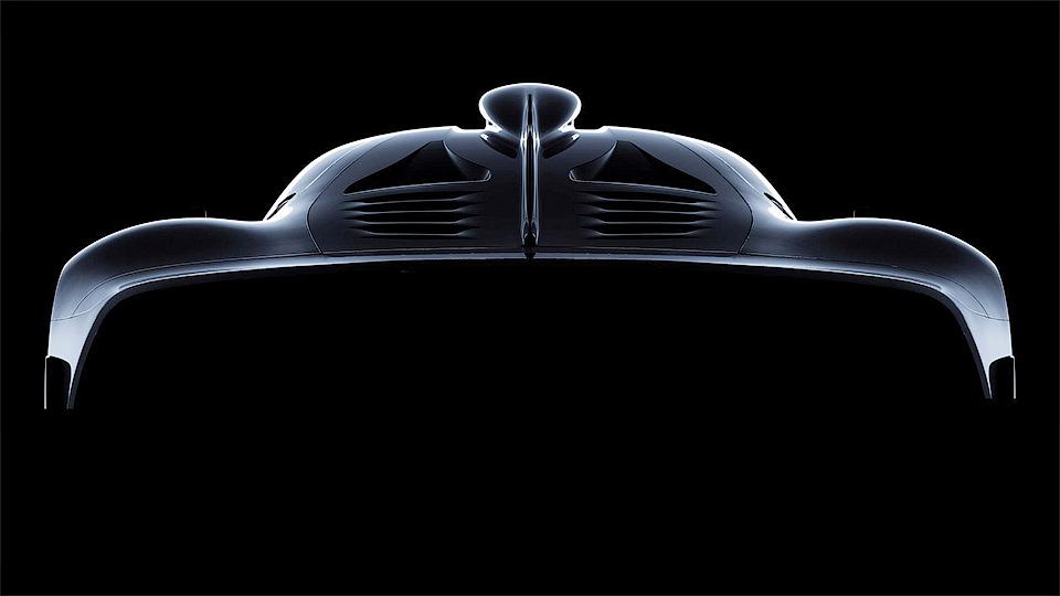 1000-сильный гиперкар Mercedes оценили в 2,2 миллиона евро 1