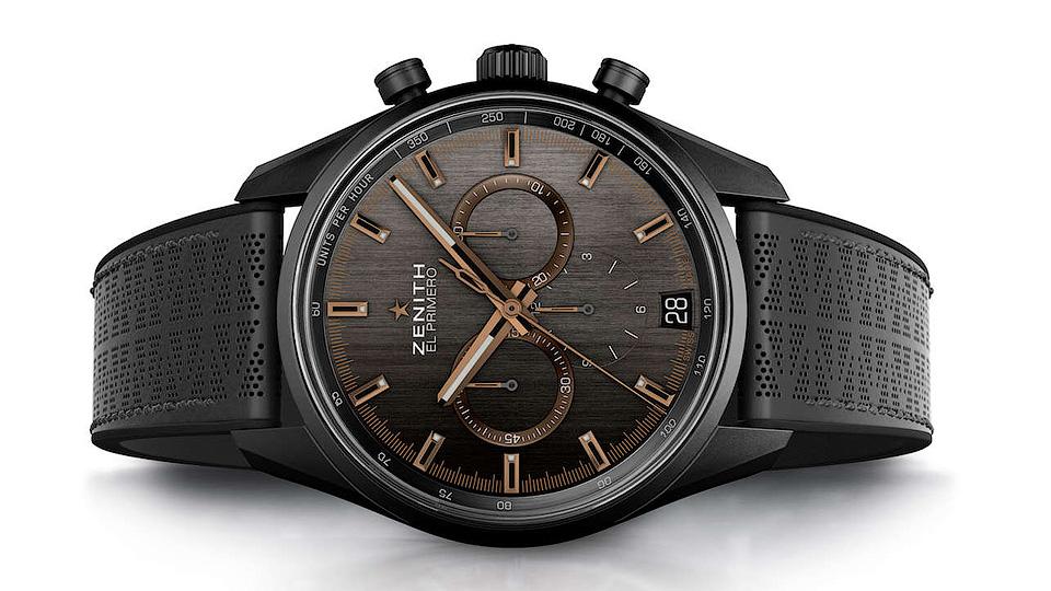 Фирма Zenith сделала часы для владельцев Range Rover Velar 2