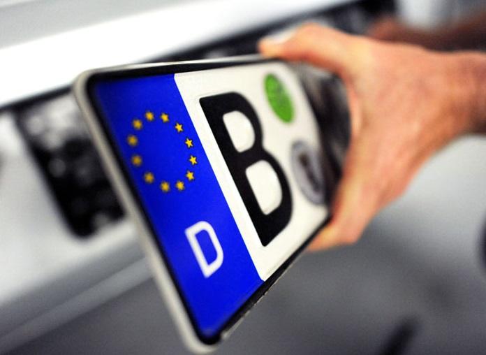 Сколько авто с иностранной регистрацией уже изъяли в Украине 1