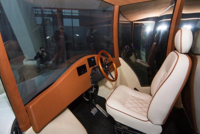 В Украине выпустили первый электромобиль 2
