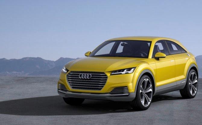 Новый кроссовер Audi Q4 уже готов «покорить» автолюбителей 2