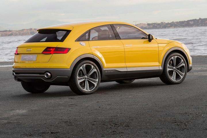 Новый кроссовер Audi Q4 уже готов «покорить» автолюбителей 1