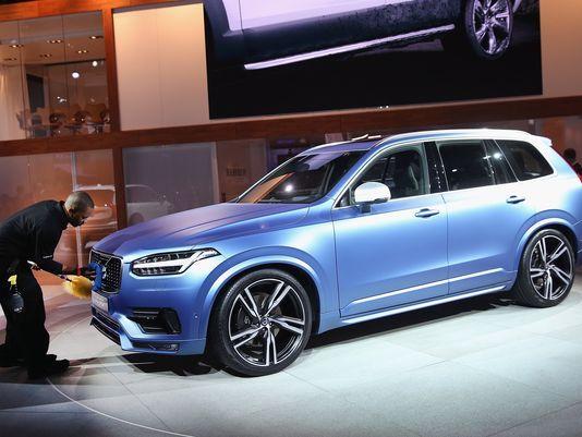 Volvo поможет студентам автомобилями 1