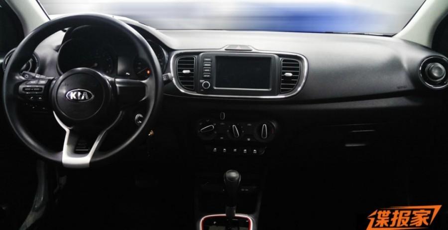 В сеть попали фотографии нового «бюджетника» Kia 3