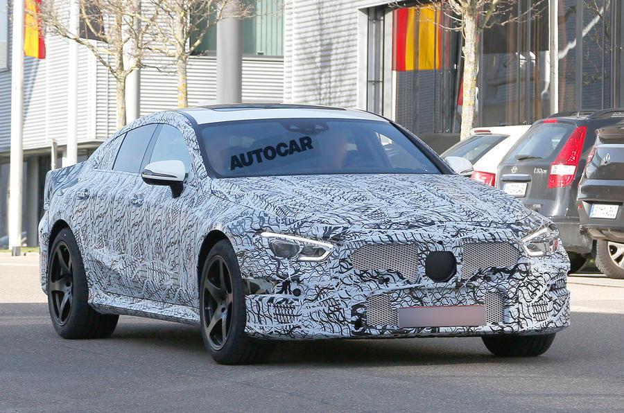 Mercedes построит необычный автомобиль 1