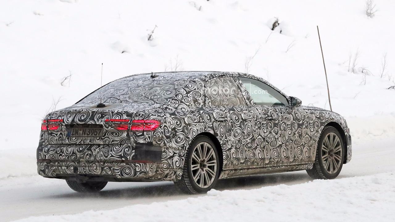 Названа дата премьеры нового Audi A8 2