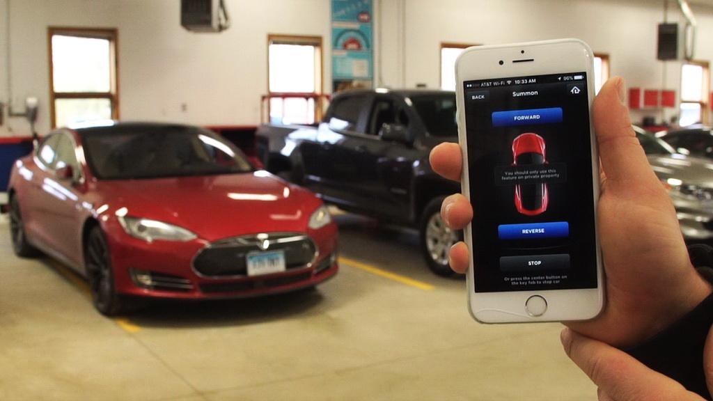 Автовладелец вернул угнанный Tesla благодаря смартфону 1