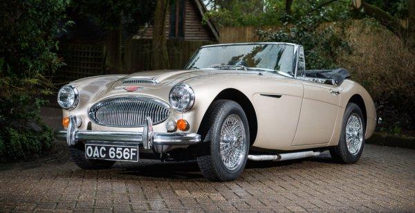На аукцион выставили «самый желанный автомобиль» 1