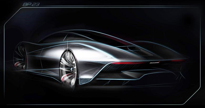 McLaren анонсировал выпуск «сверхавтомобиля» 2