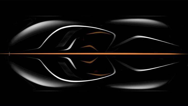 McLaren анонсировал выпуск «сверхавтомобиля» 1