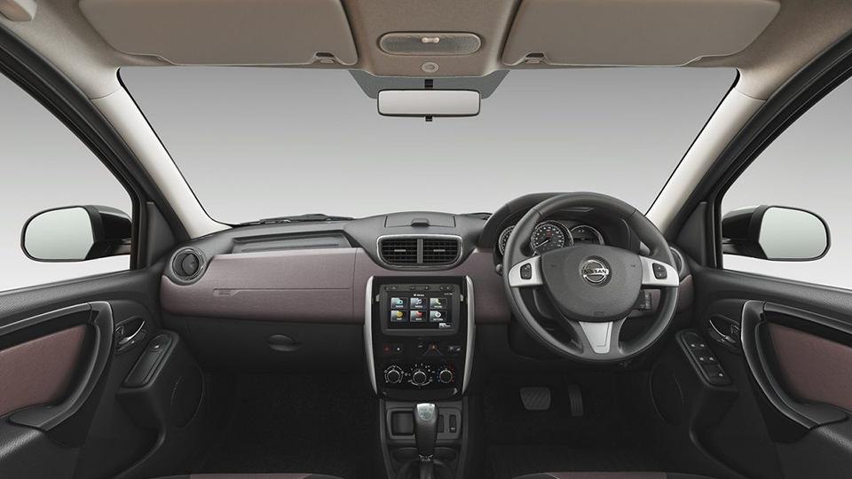 Nissan Terrano получил более двух десятков улучшений 1