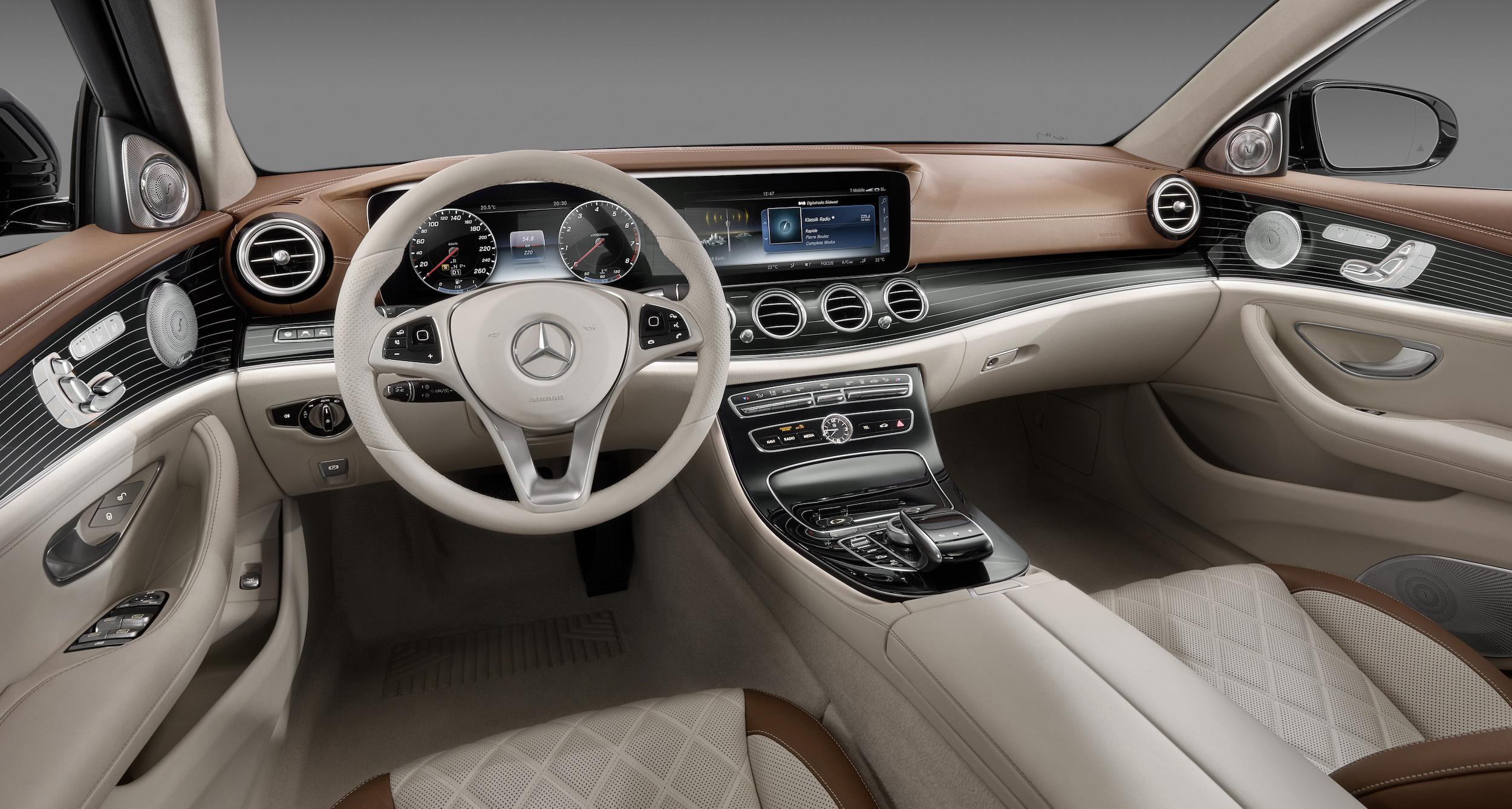 Mercedes S-Class получит «ошеломляющий» интерьер 1