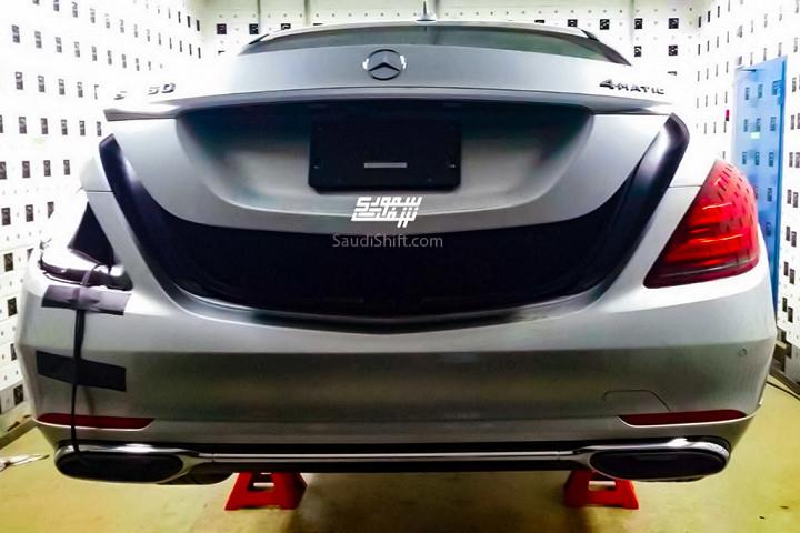 Mercedes S-Class получит «ошеломляющий» интерьер 2