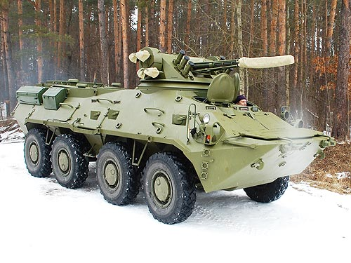 Таиланд отказался от приобретения украинских БТР 2