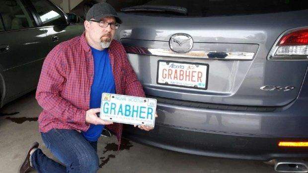 «Красивый» автомобильный номер, который запретили канадские власти 2