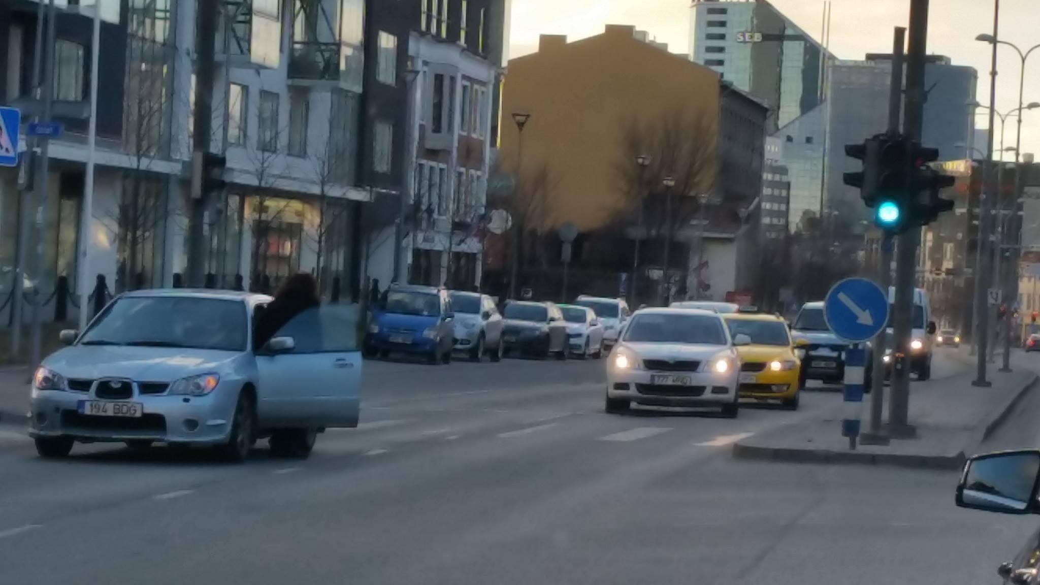 В Эстонии определили худшего водителя страны 1