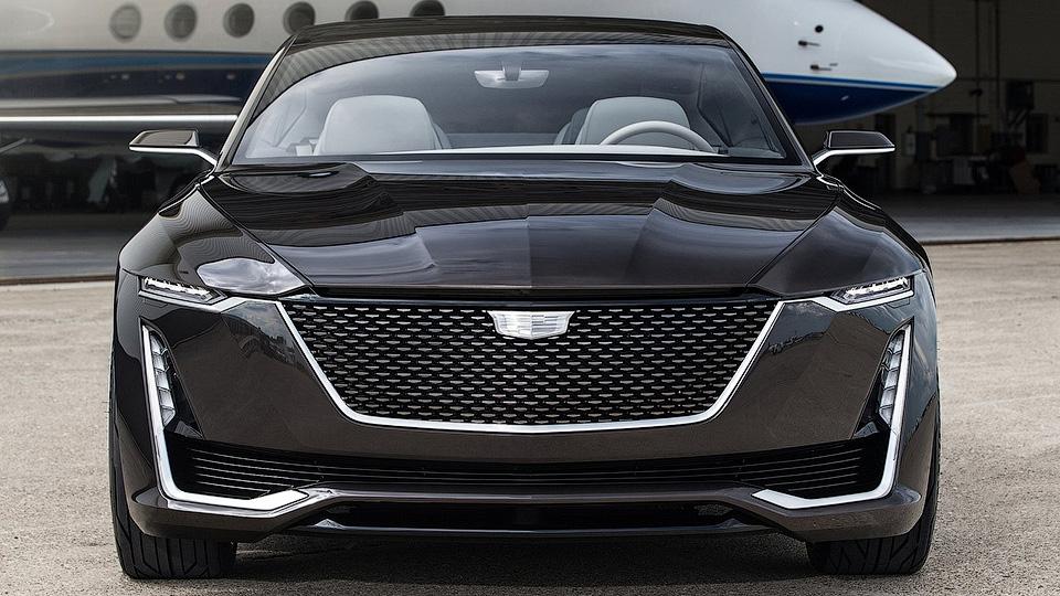 Cadillac обещает представить восемь новинок 1