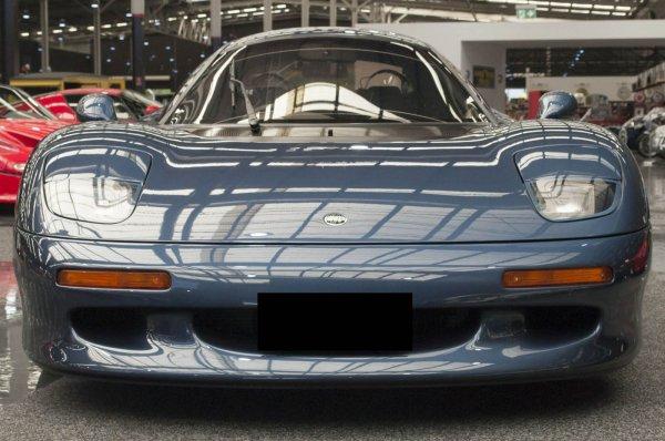 Редчайший Jaguar выставили на аукцион «за баснословную сумму» 1