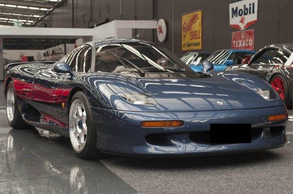 Редчайший Jaguar выставили на аукцион «за баснословную сумму» 3