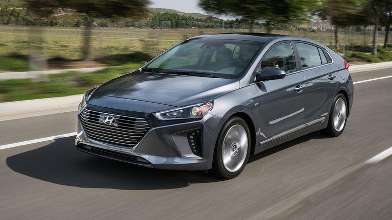 Немцам пришлись по душе экологичные автомобили Hyundai 1