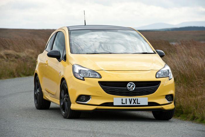 Opel назовет желтый цвет «Корсы» в честь британского пенсионера 1