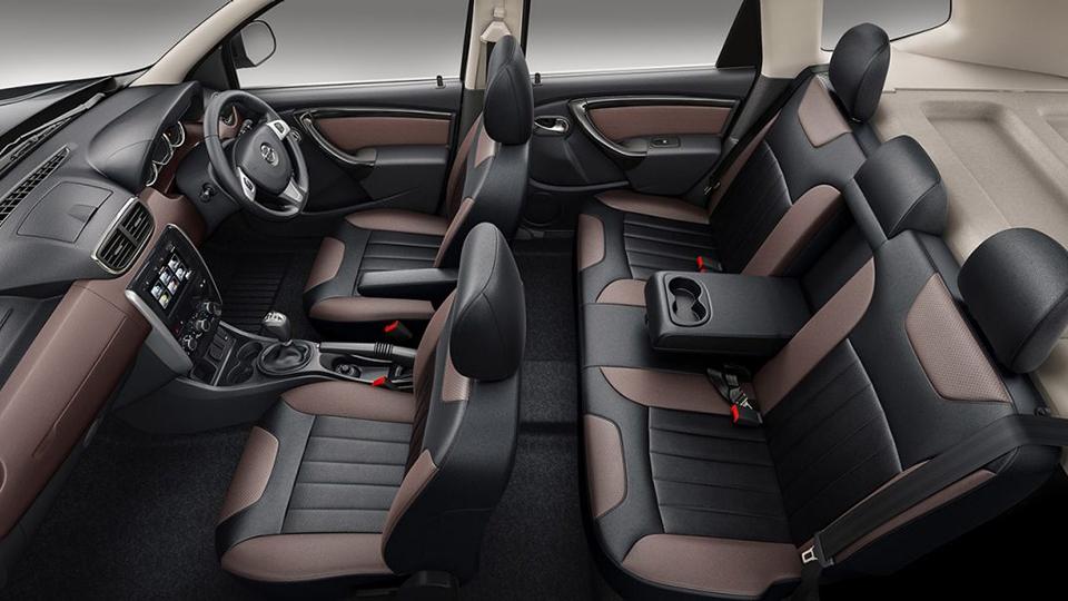 Nissan Terrano получил более двух десятков улучшений 2