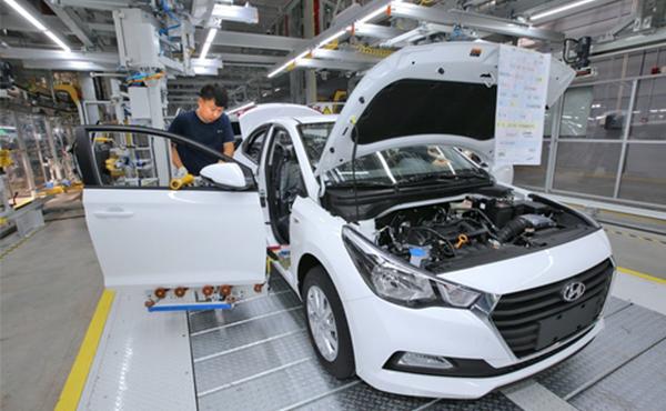 Напряжённость между Китаем и Южной Кореей привела к остановке завода Hyundai 2