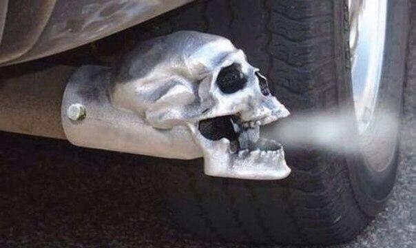 Рейтинг самых «грязных» автомобилей 1