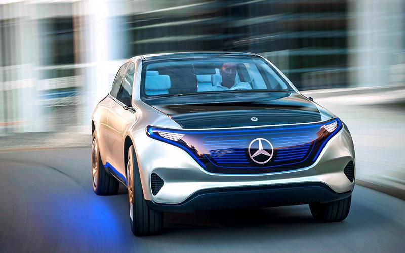 В Поднебесной уверены, что марка Mercedes «копирует китайские авто» 2