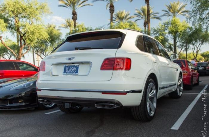 Как Toyota «превратили» в Bentley Bentayga 2