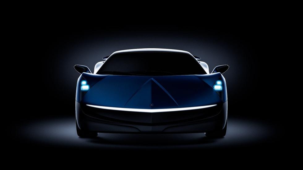 Elextra Electric Sedan хотят сделать конкурентом Tesla 1