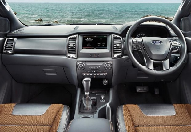 У пикапа Ford Ranger появилась новая версия 2