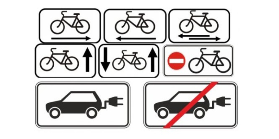 В Украине в качестве эксперимента появятся новые дорожные знаки 3