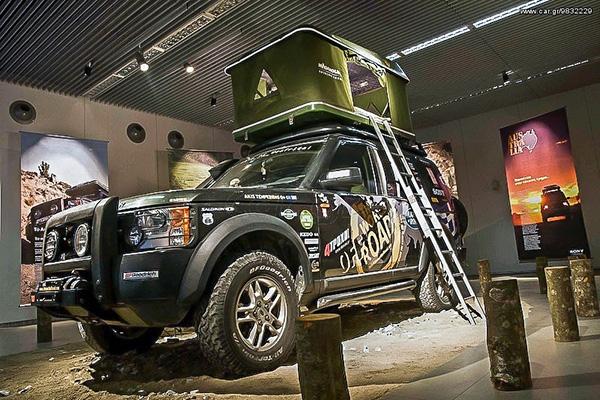 Объехавший вокруг света Land Rover выставили на продажу 1