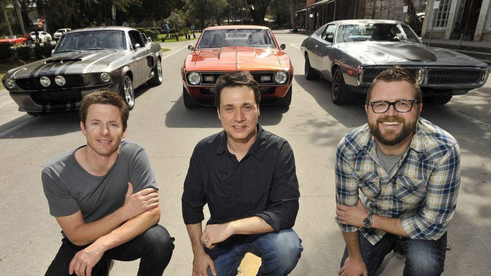 Трио экс-ведущих Top Gear создают свое автомобильное шоу 1