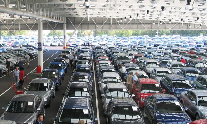 В Украине резко вырос импорт автомобилей 1
