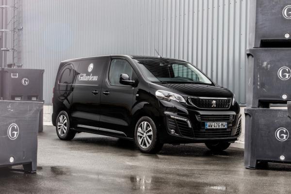 Peugeot построила мобильный устричный бар 1