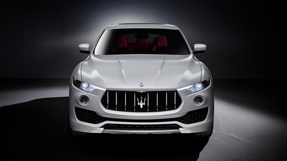 Maserati объявила четвертый отзыв Levante за четыре месяца 1
