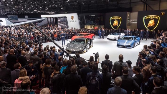Марка Lamborghini установила «ошеломляющий» рекорд 1