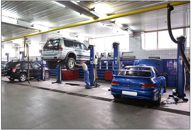 Как выбрать автосервис для ремонта машины 1