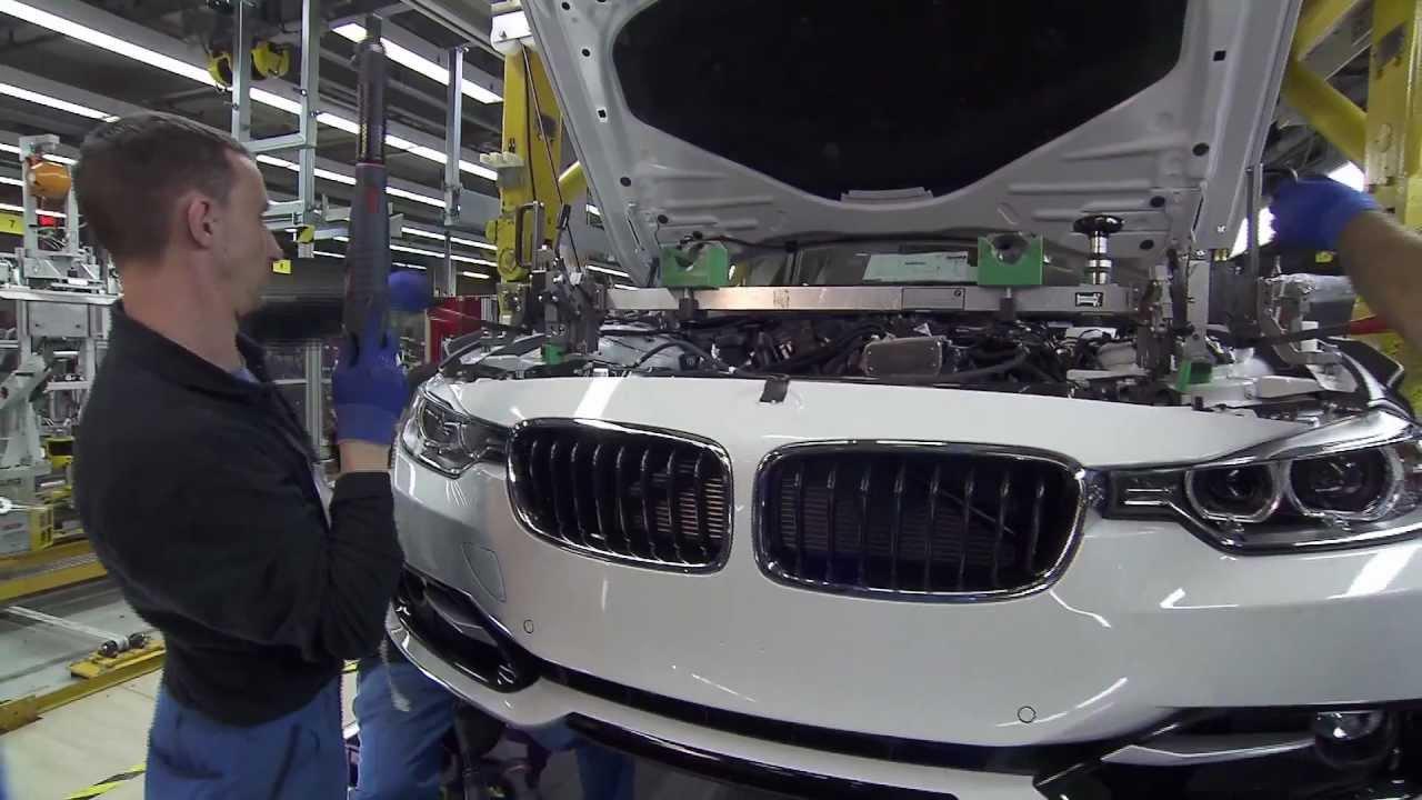 Употребив наркотики, сотрудники парализовали работу завода BMW 1