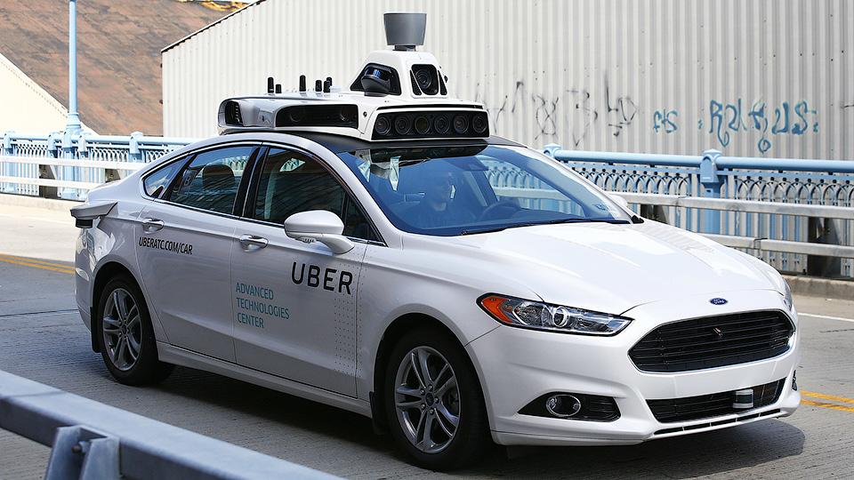Каждые полтора километра спасает «беспилотник» Uber от аварии 1