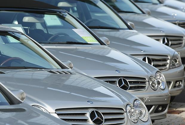 Из-за каких проблем отзывают почти миллион Mercedes 1