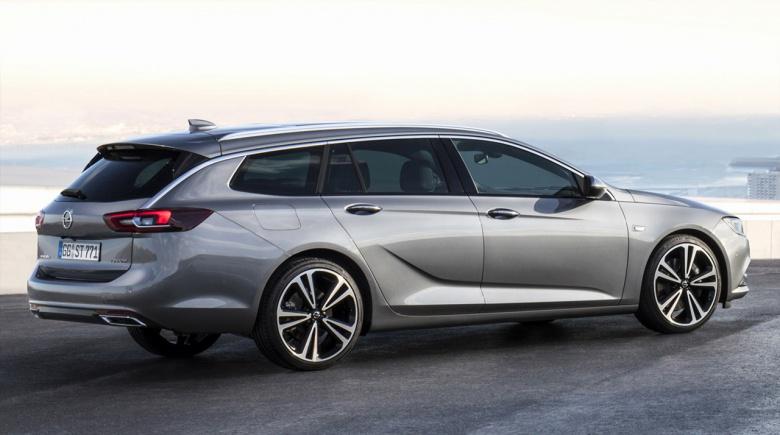 Buick вернется к выпуску универсалов 2